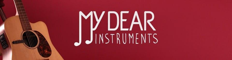 Logo von my dear instruments